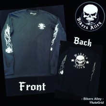 Bikers Alley Long Sleeve-2018
