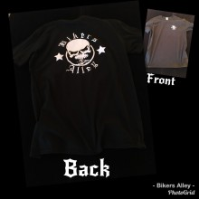 Bikers Alley T Shirt