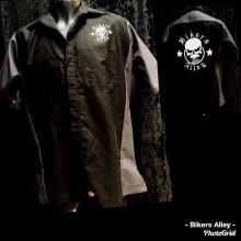 Blk/Grey Workshirt